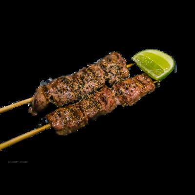 Kushi Beef  Teriyaki(2 st)