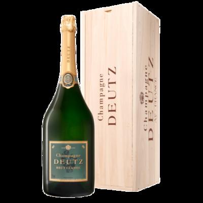 Deutz Brut Classic, Chardonnay/Pinot Noir, Champagne-Frankrijk