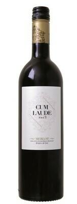 Cum Laude, Pays d'oc, Merlot, Languedoc/ Frankrijk