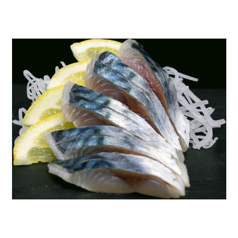 Saba/ Makreel sashimi