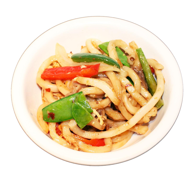 Fried Udon Noodle