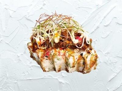 TunaSalad Sushi Roll