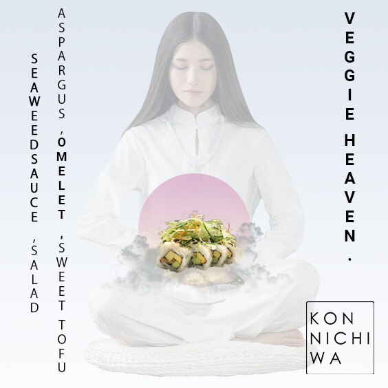 Veggie Heaven (8st)