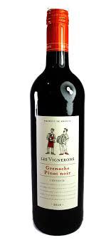 Les Vignerons, Grenache Pinot Noir
