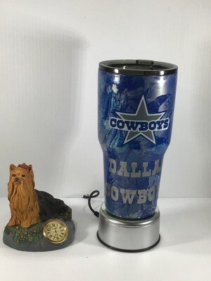 Dallas Cowboys Stainless Steel Tumbler