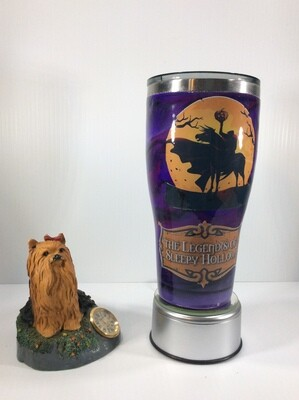 Legend of Sleepy Hollow stainless Steel Tumbler