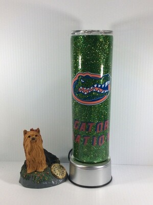 Florida Gators stainless steel tumbler