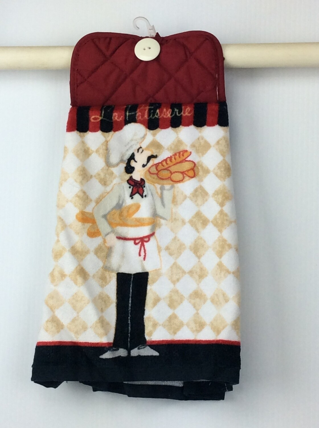 Bakery chef Pot holder Top Towel
