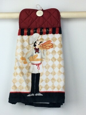 Bakery chef Pot holder Top Towel
