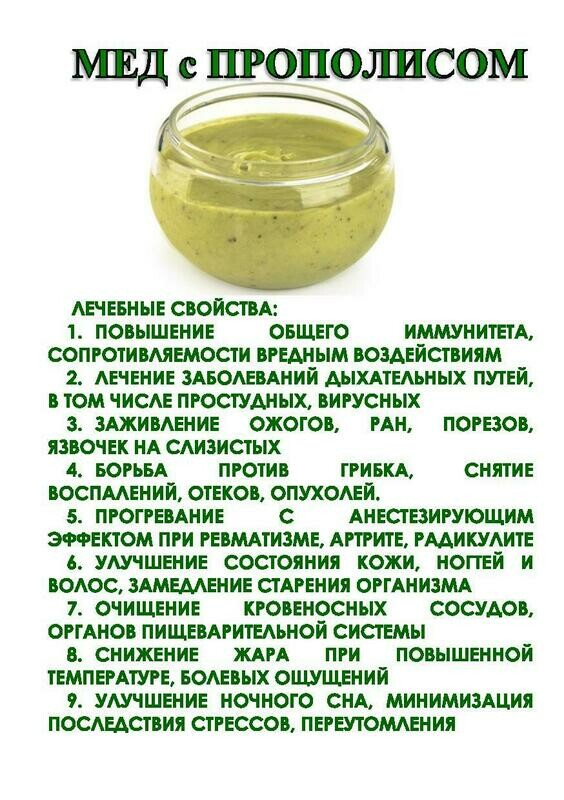 КРЕМ-МЁД С ПРОПОЛИСОМ
