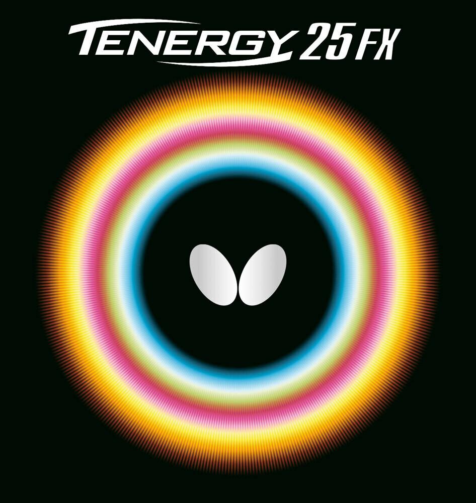 Накладка Butterfly TENERGY 25-FX