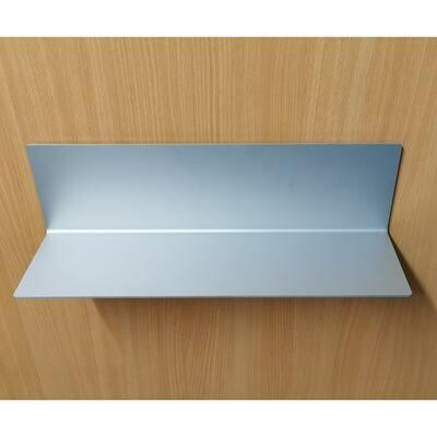 Aluminium-Winkelablage mit unsichtbarer Wandaufhängung