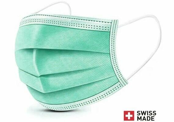Medizinische Maske Premium Wero Swiss Protect Typ II R - 50 Stück