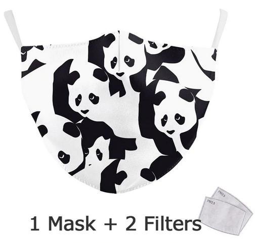 Community Maske Panda