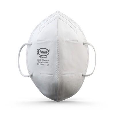 Flawa CPA Atemschutzmaske mit Ohrgummi swiss made