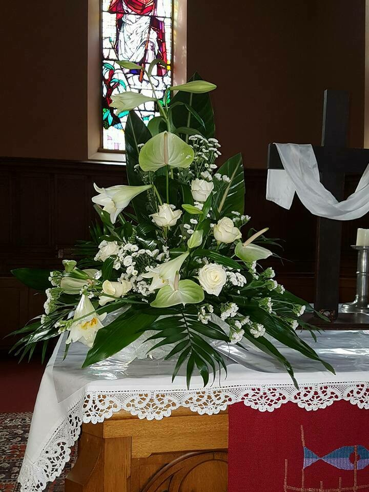 Arrangement d'église