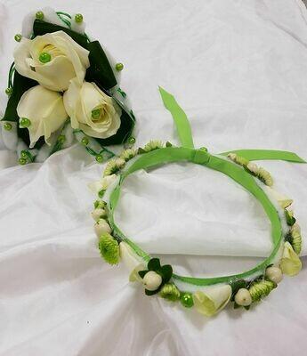 Bouquet enfant /couronne