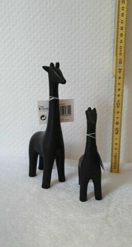Girafe noir pm