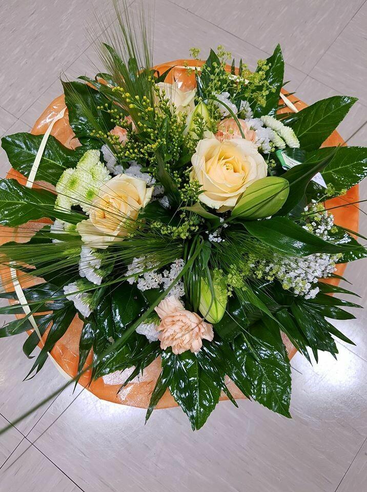 Bouquets avec options vase  et SML
