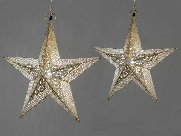 Lampe étoile 40 cm