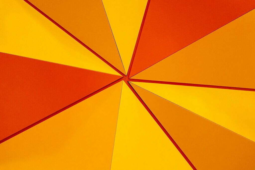 Bouquet du fleuriste couleur  camaïeu d'orange