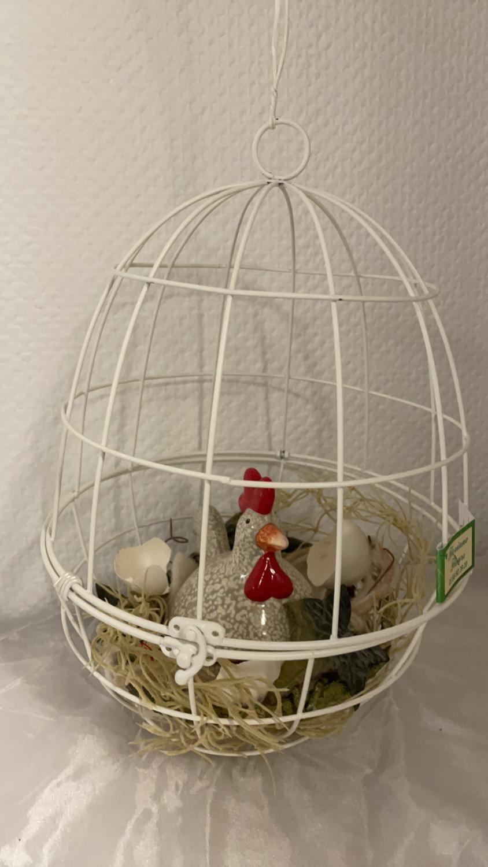 Suspension poule