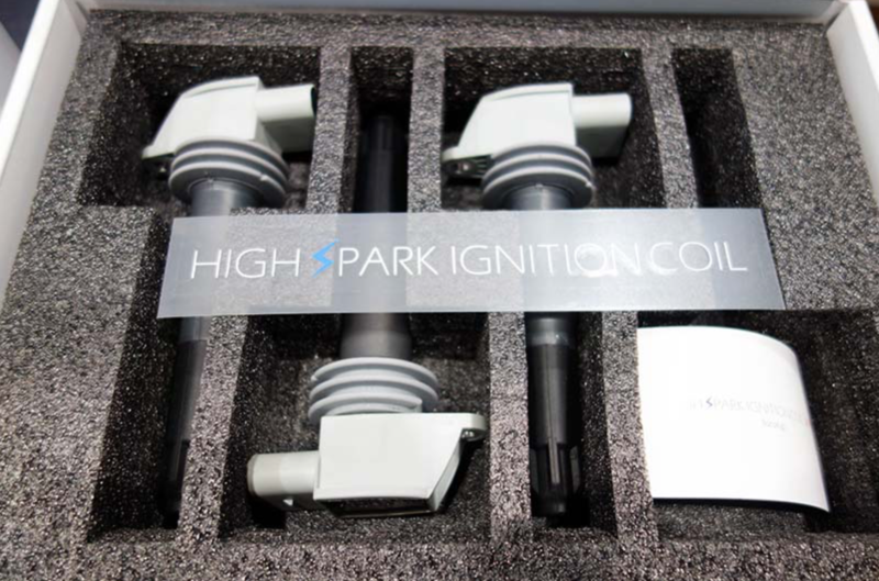 High Spark Ignition coilpack for ポルシェ 986/996/987/997前期用