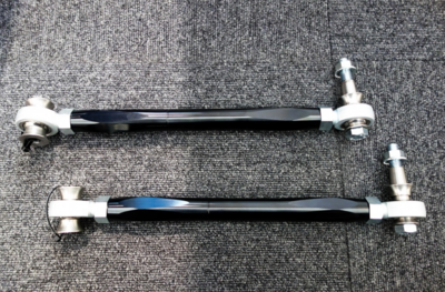 サンライズオリジナル ケイマンGT4用 調整式リアトーロッド