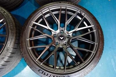 VORSTEINER 20インチタイヤホイール BMW M3/M4用 中古品