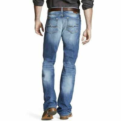 M4 Low Rise Stretch Cole Boot Cut Jean