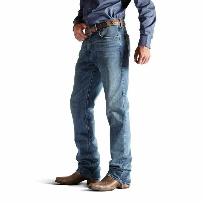 M2 Swagger Relaxed Legacy Boot Cut Jean