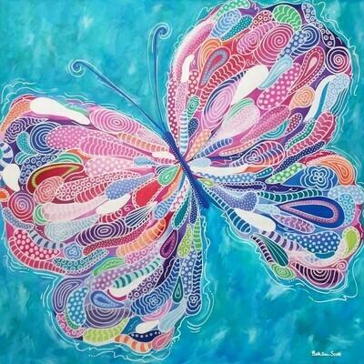 Fluttering Jewel
