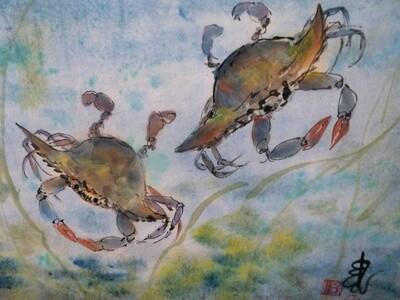 Chessie Crabs