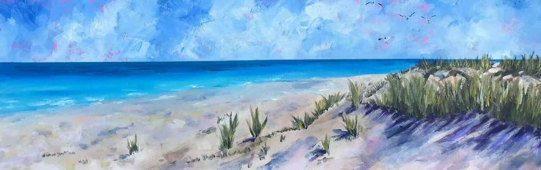 Beach Grass on the Dunes