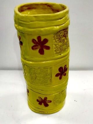 Yellow Vessel