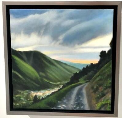 Overlooking Telluride
