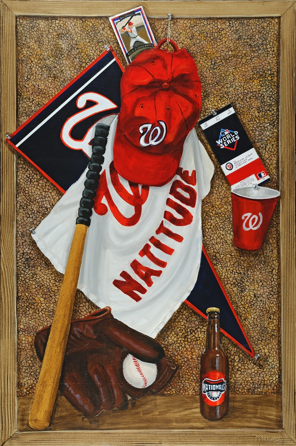 Tribute to the Nationals