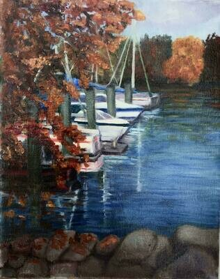 Autumn Marina