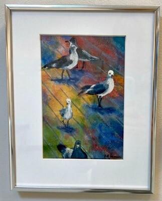 Boardwalk Birds