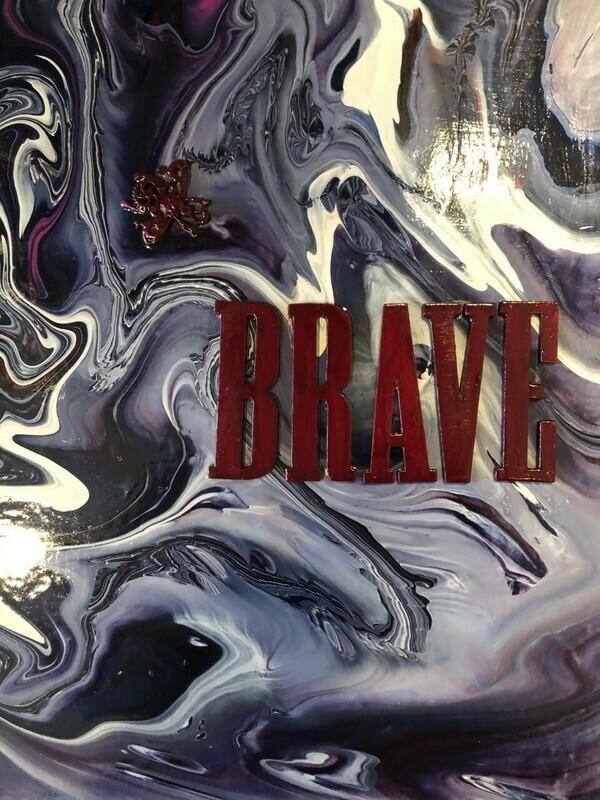 Be(e) Brave