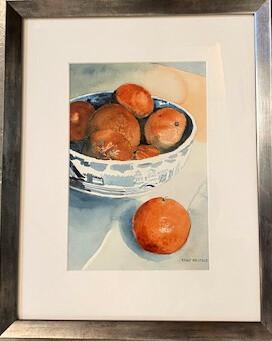 Orange with Oranges