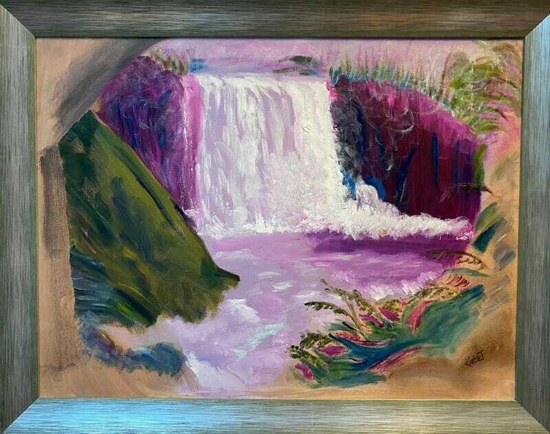 Magical McKenzie Falls
