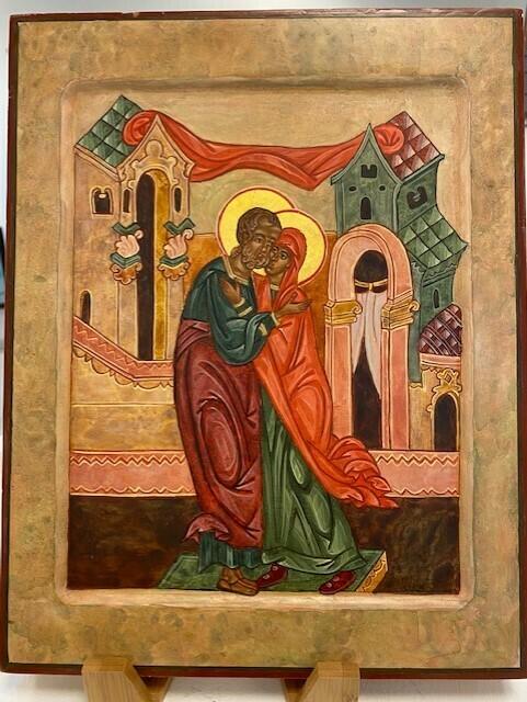 Conception of Theotokos