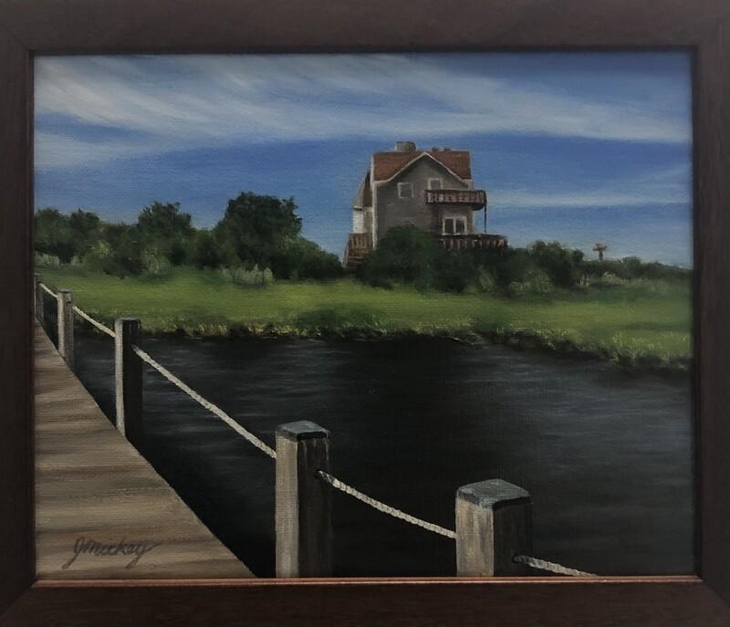 Fenwick Island Scene
