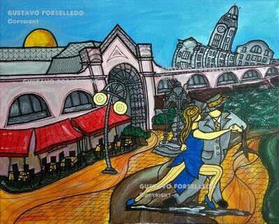 La Cumparsita IV - Mercado del Puerto