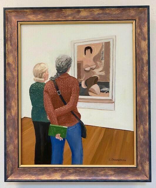 MOMA: Contemplation