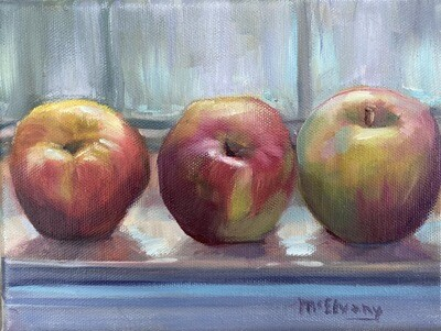 Apples in the Window