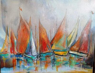 Colorful Sails