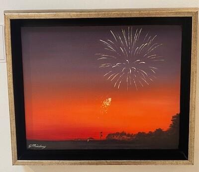 Riverside Fireworks