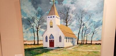 Tree Congregation; Church on Fire